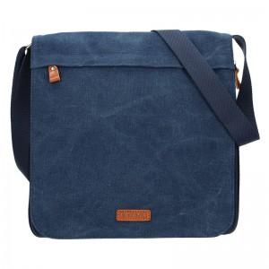 Pánská taška Katana Olves - modrá