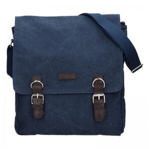 Pánská taška Katana Edisson - modrá