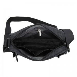 Unisex taška přes rameno Katana Madrid - černá