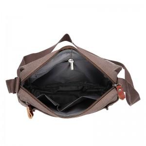 Unisex taška přes rameno Katana Madrid - světle hnědá