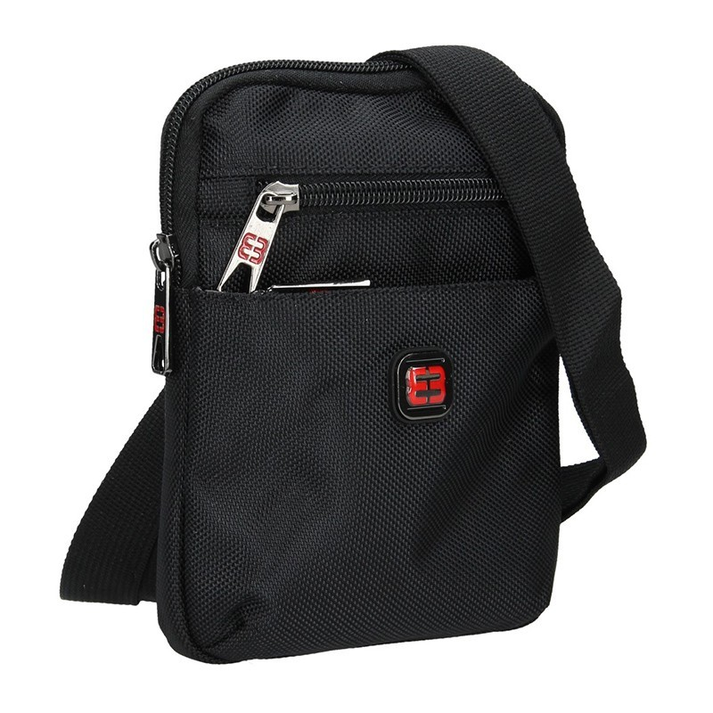 Pánská taška na doklady Enrico Benetti Heikki - černá
