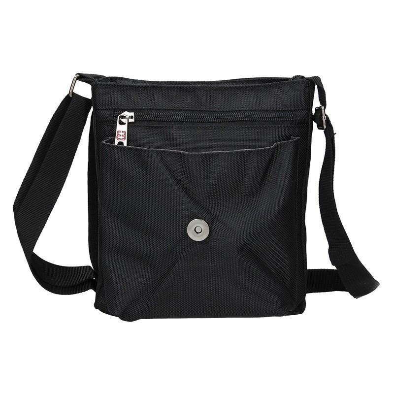 Pánská taška přes rameno Enrico Benetti Toini - černá