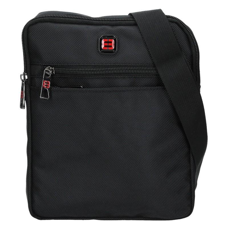 b6da89fef3 Pánská taška na doklady Enrico Benetti Anttoni - černá