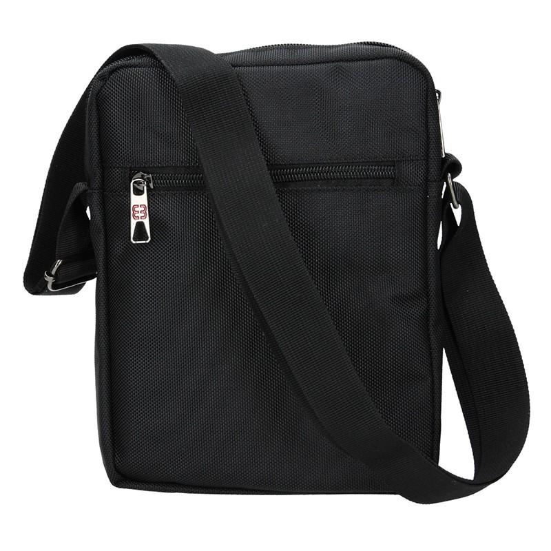 Pánská taška na doklady Enrico Benetti Kerttu - černá