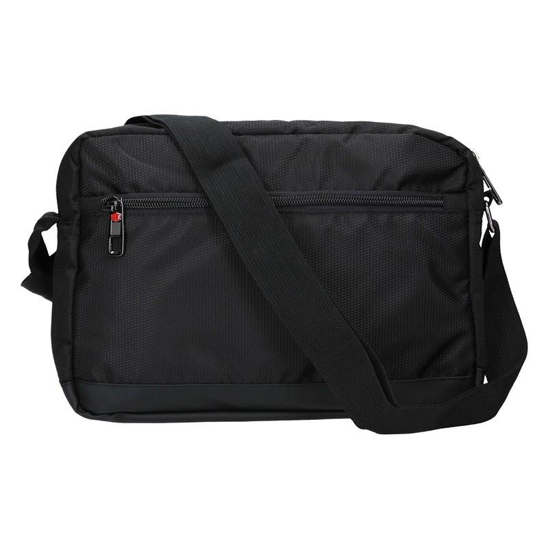 Pánská taška přes rameno Enrico Benetti Armas - černá