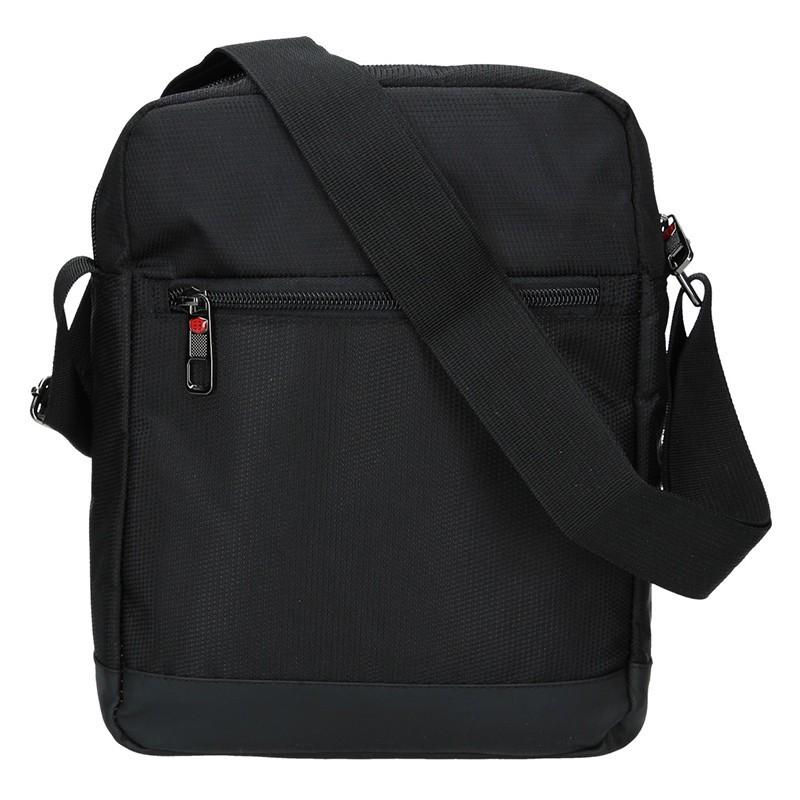 Pánská taška na doklady Enrico Benetti Joni - černá