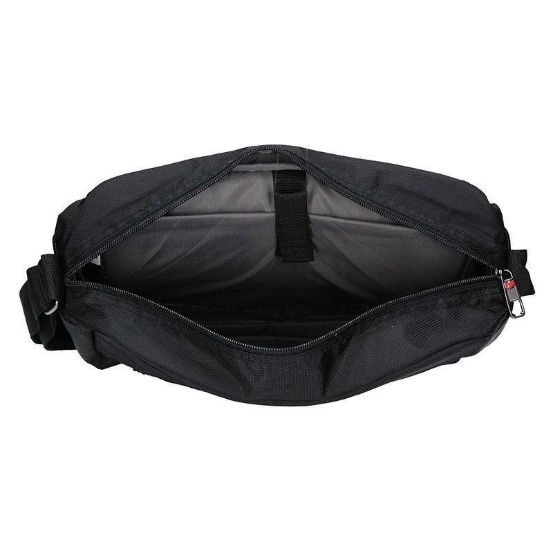Pánská taška přes rameno Enrico Benetti Jaakko - černá