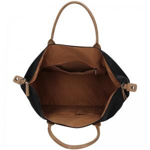 Dámská cestovní taška Enrico Benetti Teresa - růžovo-hnědá