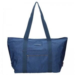 Dámská cestovní taška Enrico Benetti Jolana - modrá