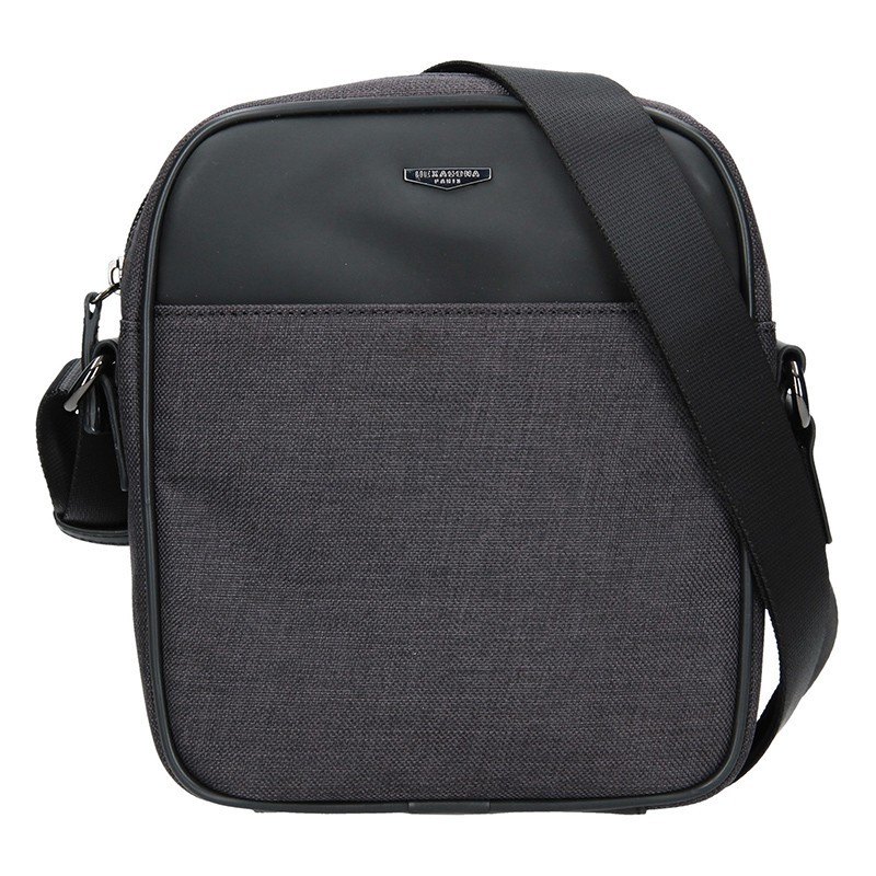 ee76a45e8 Pánská taška přes rameno Hexagona Tomassi - šedá