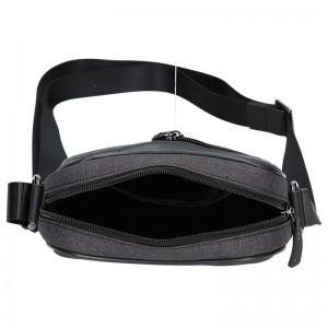 Pánská taška přes rameno Hexagona Moris - černá