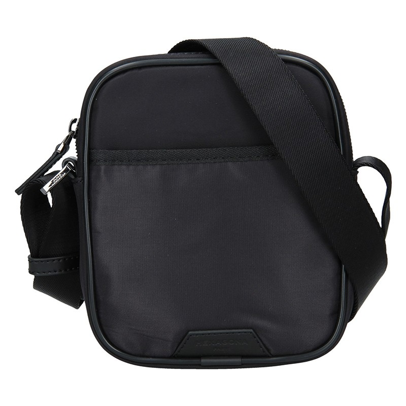 2bf2cadcef Pánská taška přes rameno Hexagona Bergh - černá