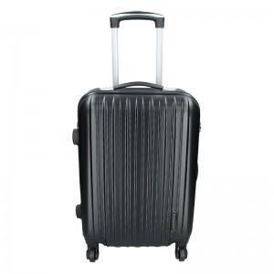 Palubní cestovní kufr Madisson Bilbao - černá