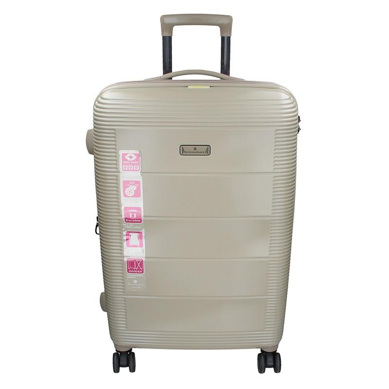 Cestovní kufr Snowball Mocca M 77l