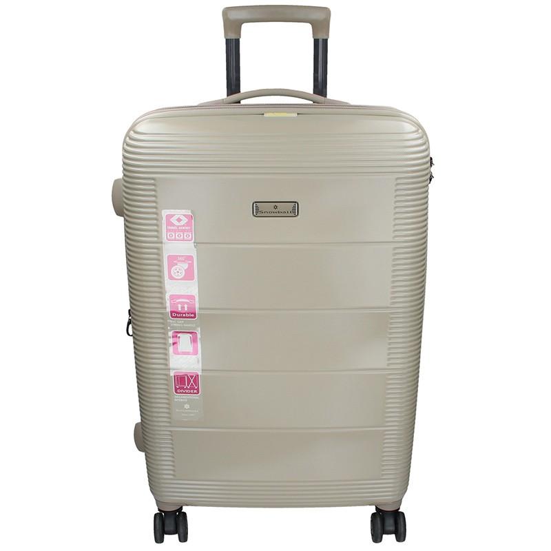 Cestovní kufr Snowball Mocca L 105l