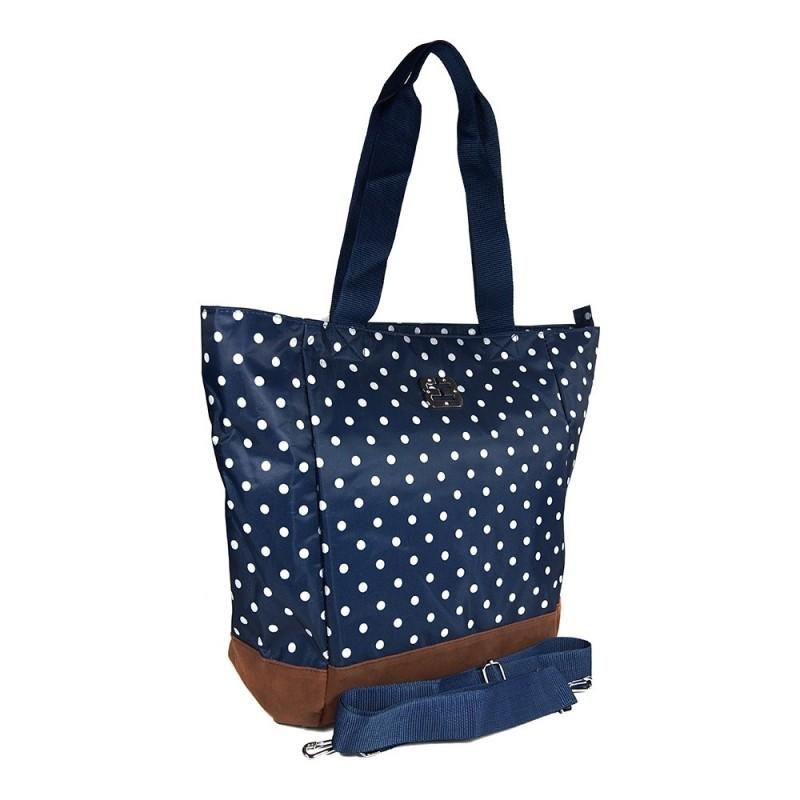 Letní taška Enrico Benetti 47074 - modrá
