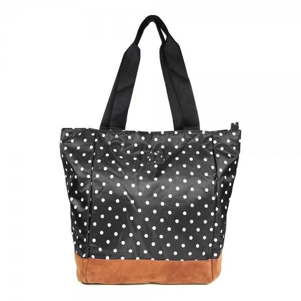 Letní taška Enrico Benetti 47074 - černá