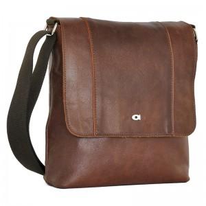 Pánská taška přes rameno Daag Alf - koňak