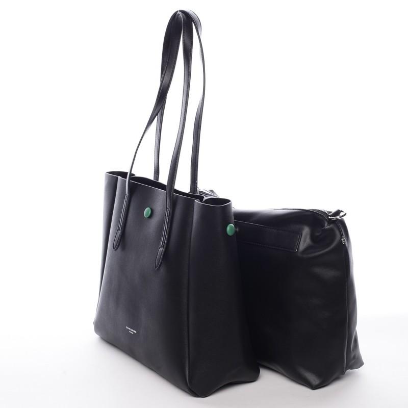 Dámská kabelka David Jones Zora - černá