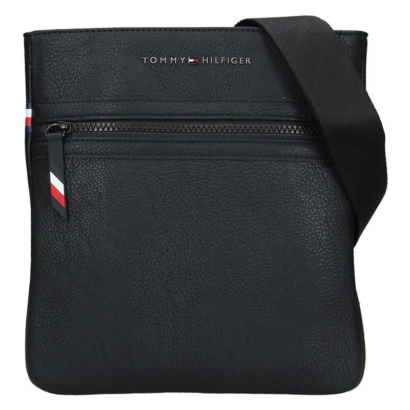 Pánská taška přes rameno Tommy Hilfiger Vincent - černá