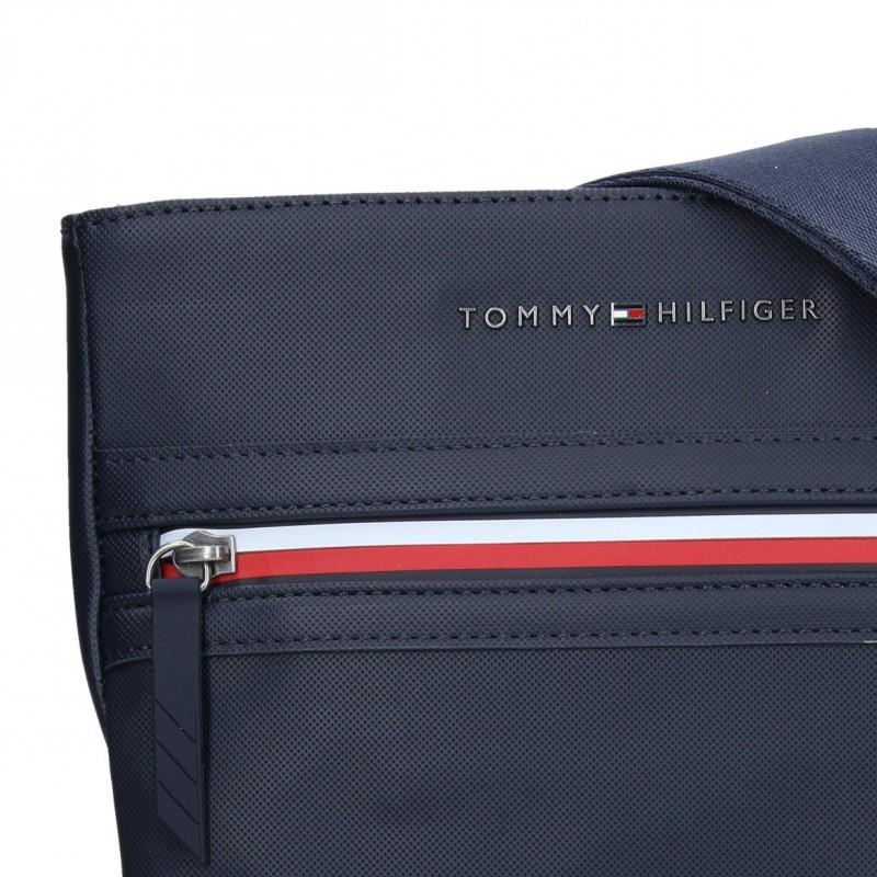 Pánská taška přes rameno Tommy Hilfiger Simon - modrá
