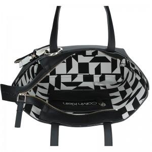 Dámská kabelka Calvin Klein Armen - černá