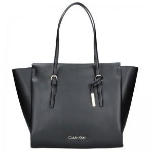 Dámská kabelka Calvin Klein Amanda - černá