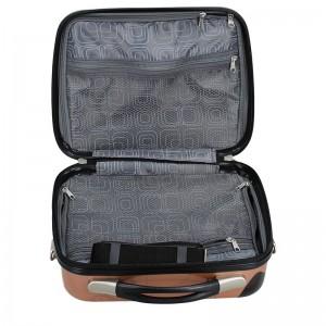 Sada dvou cestovních kufrů Madisson Ritta - bílá