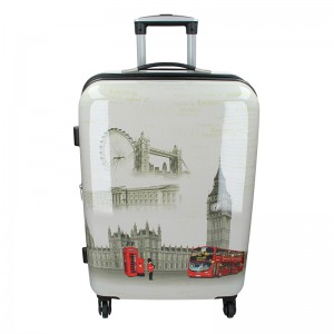 Cestovní kufr Madisson Rollma M