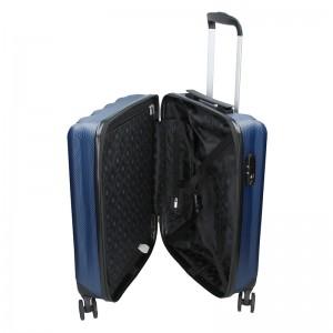 Cestovní kufr Marina Galanti Nova S - modrá