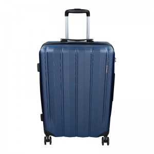 Cestovní kufr Marina Galanti Nova M - modrá