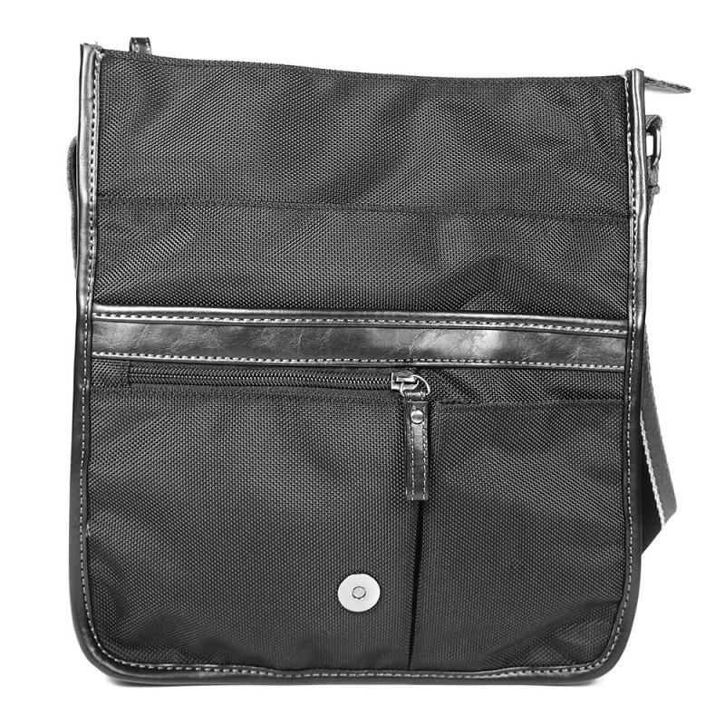 Pánská taška přes rameno Enrico Benetti Walt- černá
