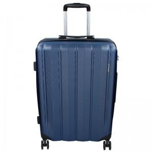 Cestovní kufr Marina Galanti Nova L - modrá