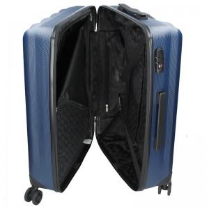 Cestovní kufr Marina Galanti Nova M - zlatá
