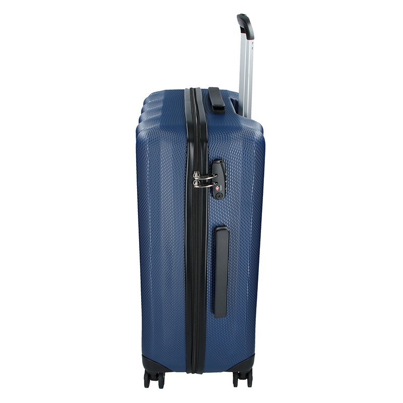 Cestovní kufr Marina Galanti Nova L - zlatá