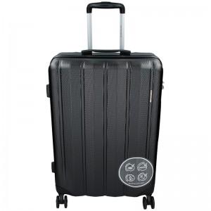 Cestovní kufr Marina Galanti Nova L - černá