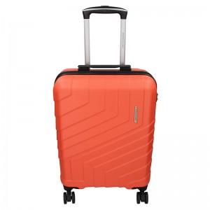 Cestovní kufr Marina Galanti Reno S - lososová