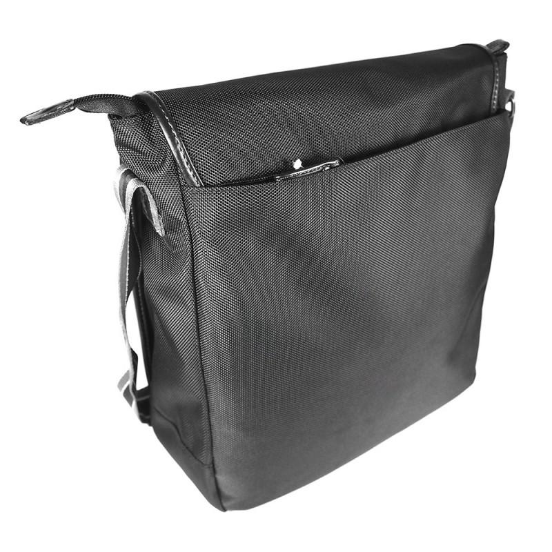 Pánská taška přes ramno Enrico Benetti Sherman - černá