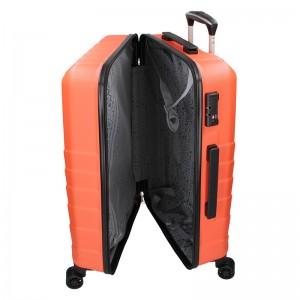 Cestovní kufr Marina Galanti Reno L - lososová