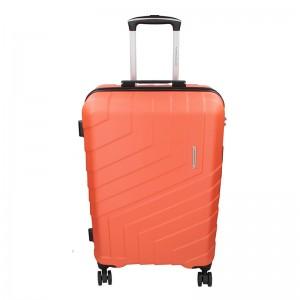 Sada 3 cestovních kufrů Marina Galanti Reno S, M, L - lososová