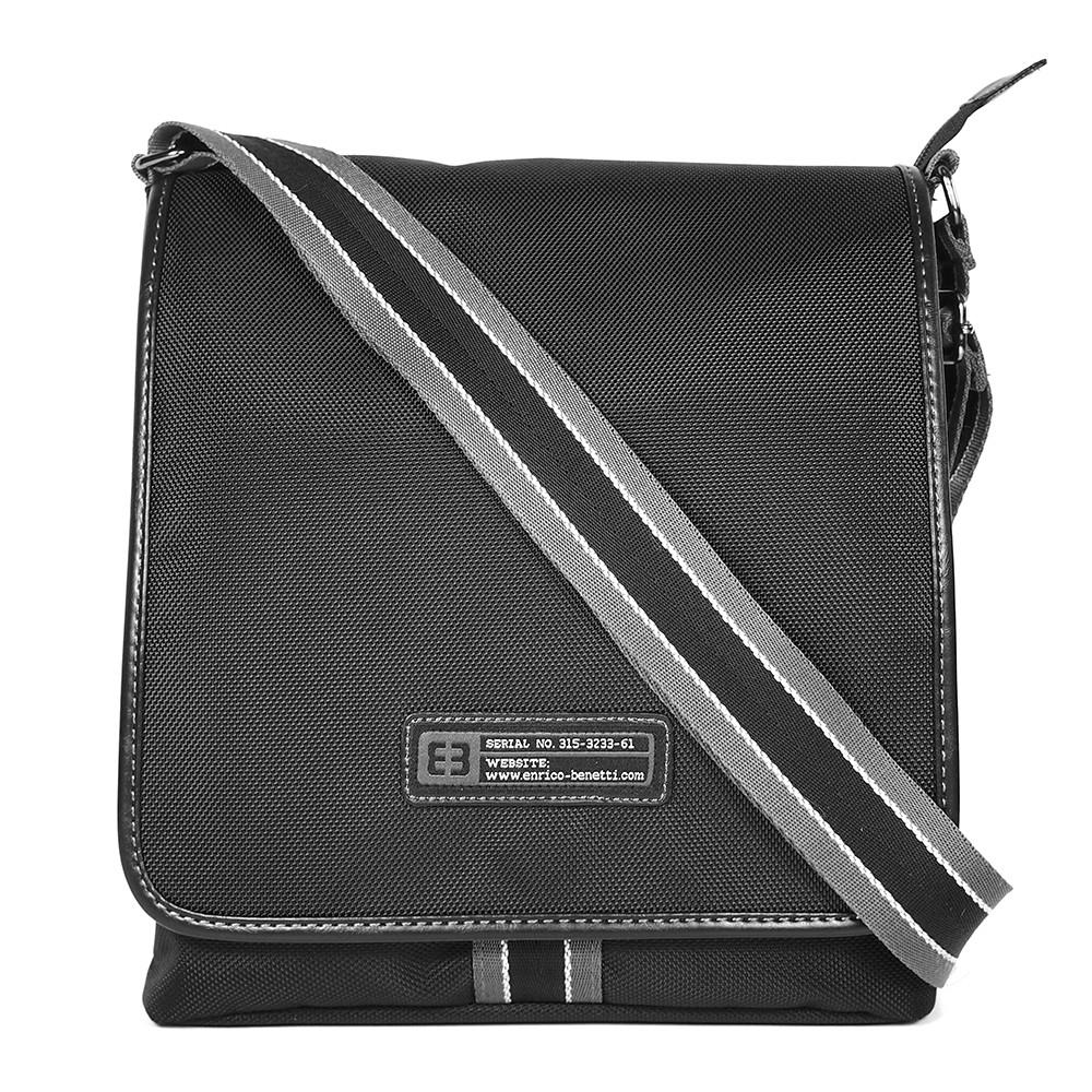 ff76af76492f Pánská taška přes rameno Enrico Benetti Eddie - černá