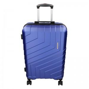Sada 3 cestovních kufrů Marina Galanti Reno S, M, L - modrá