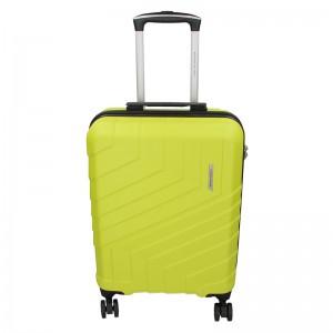 Cestovní kufr Marina Galanti Reno S - fosforová