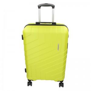 Cestovní kufr Marina Galanti Reno M - fosforová