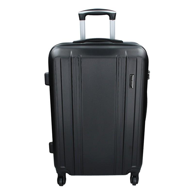 Cestovní kufr Madisson Reina M - černá 59l