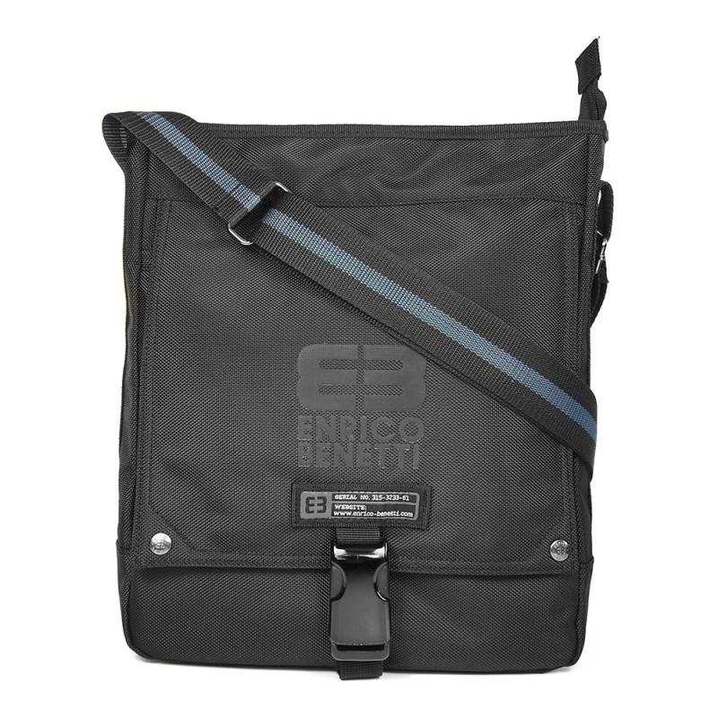 Pánská taška přes rameno Enrico Benetti Aleric - černá