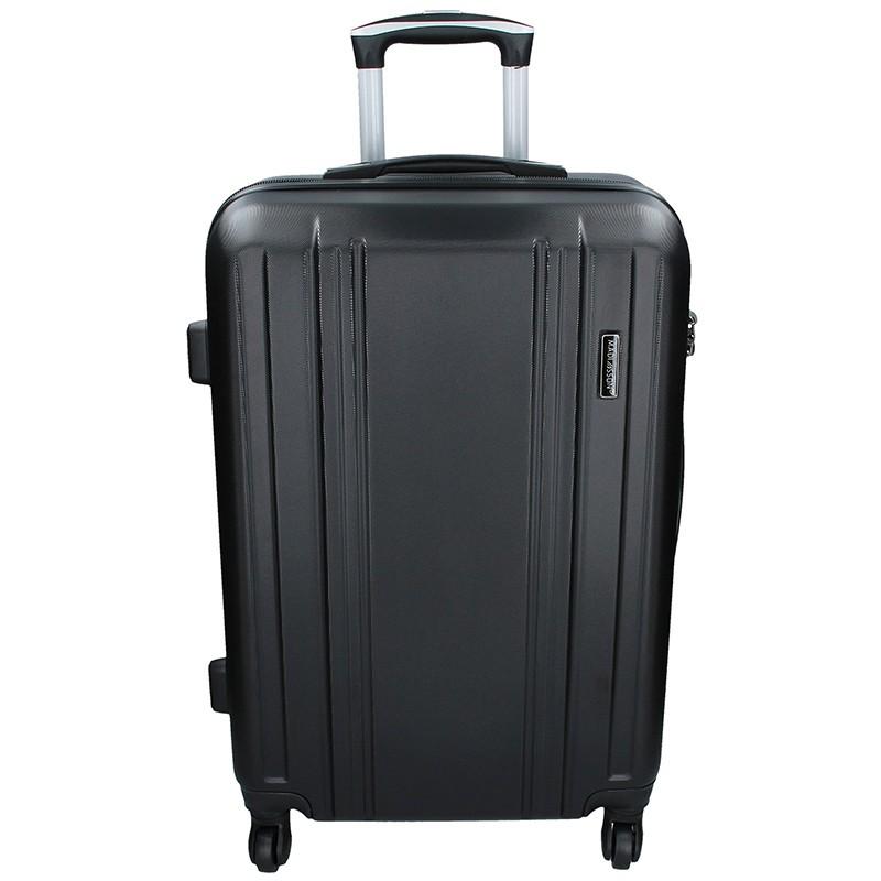 Cestovní kufr Madisson Reina L - černá 89l