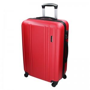 Cestovní kufr Madisson Reina M - růžová