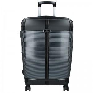 Cestovní kufr Snowball Endrs L - černá