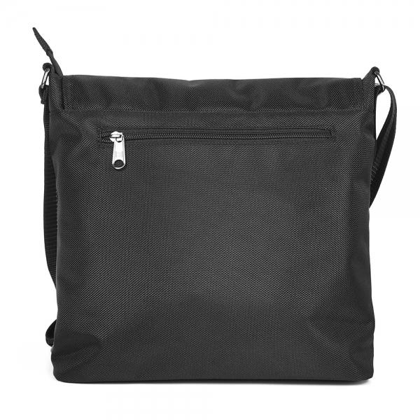 Pánská taška přes rameno Enrico Benetti Rodger - černá